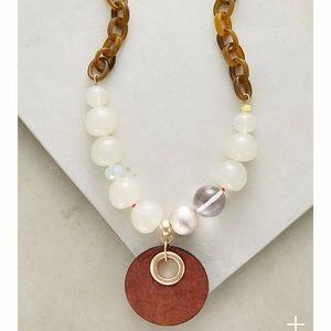 Anthropologie Beacheress Necklace